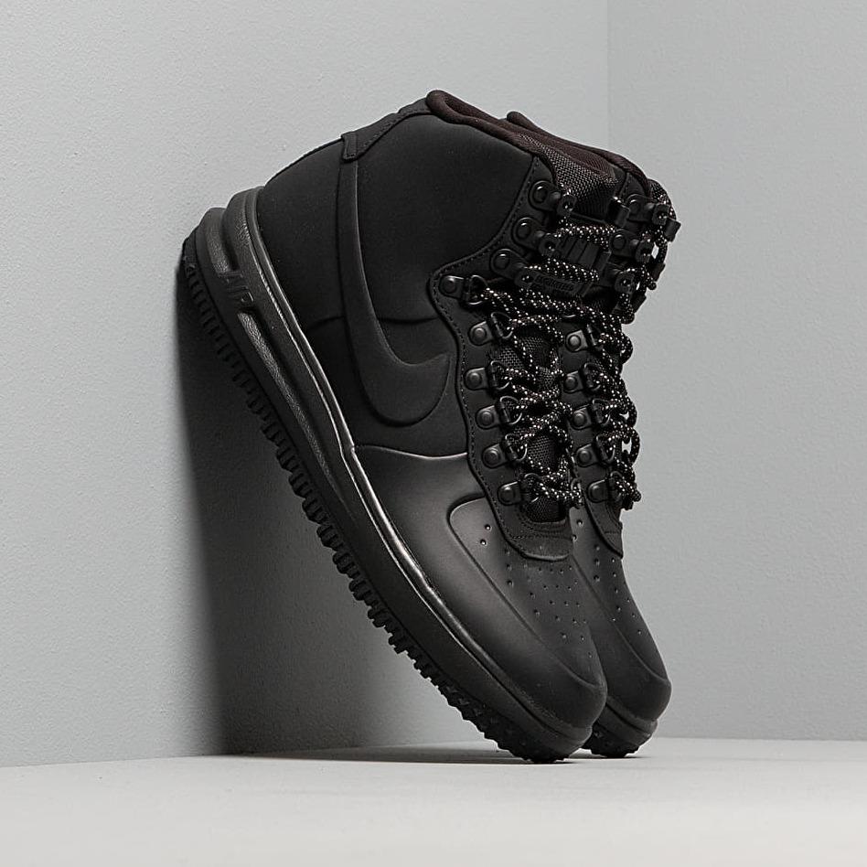 Nike Lunar Force 1 Duckboot '18 Black/ Black-Black EUR 41