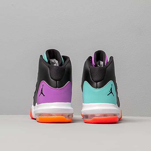 Desarrollar auge Viaje  Women's shoes Jordan Max Aura (Gs) White/ Black-Aurora Green-Hyper Violet |  Footshop