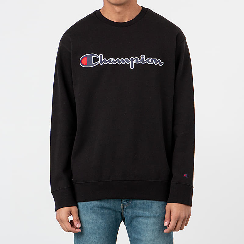 Champion Crewneck Black