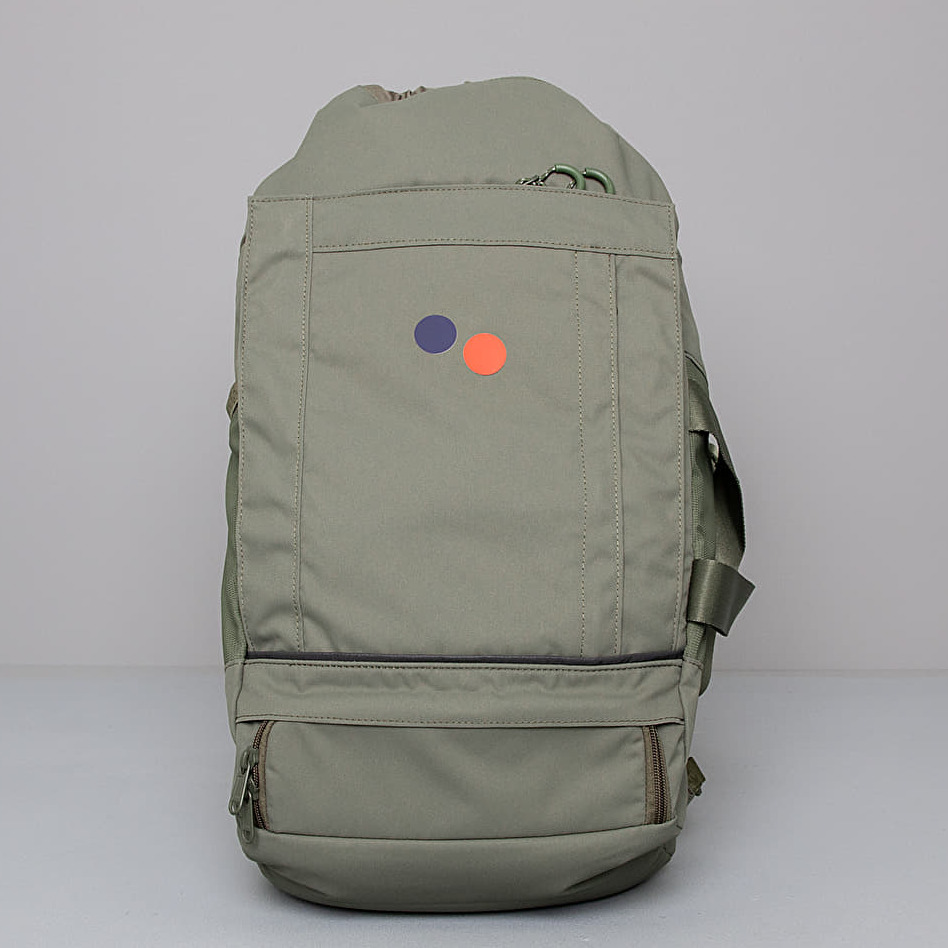 pinqponq Blok Medium Backpack Airy Olive