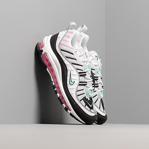 Nike W Air Max 98 Pure Platinum Aurora Green Black | Footshop