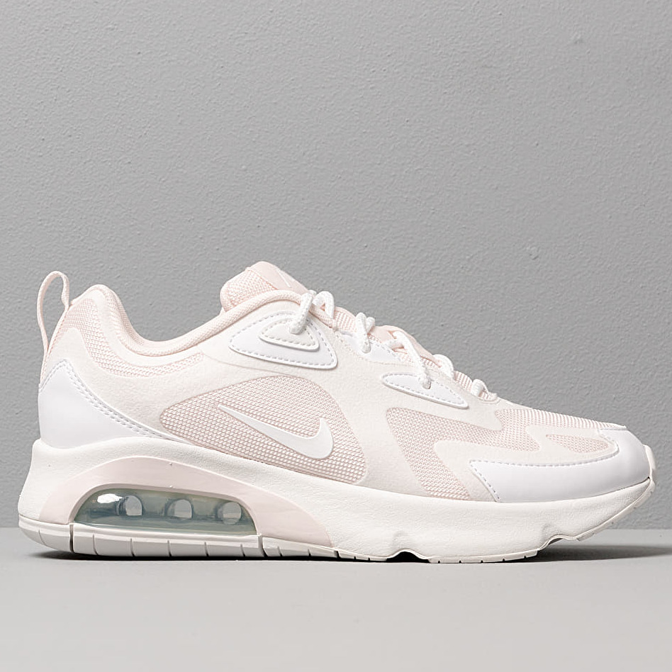 Nike W Air Max 200 Light Soft Pink/ White-Summit White