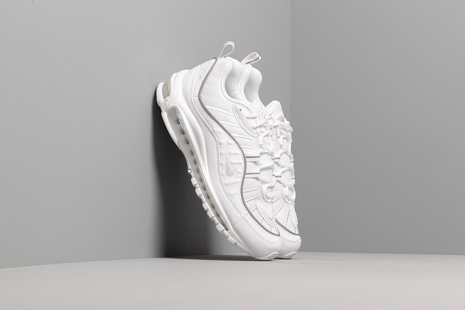 Dámske topánky a tenisky Nike W Air Max 98 White/ White-White