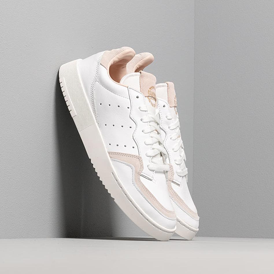 adidas Supercourt Ftw White/ Ftw White/ Crystal White EUR 44 2/3