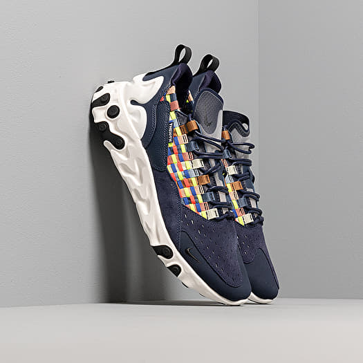 Nike React Sertu Blackened Blue/ Black-Sail   Footshop