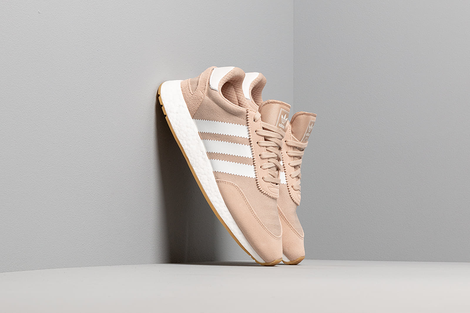 Men's shoes adidas I-5923 St Pale Nude/ Crystal White/ Ftw White