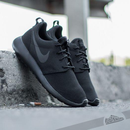 Men's shoes Nike Roshe One Black/Black