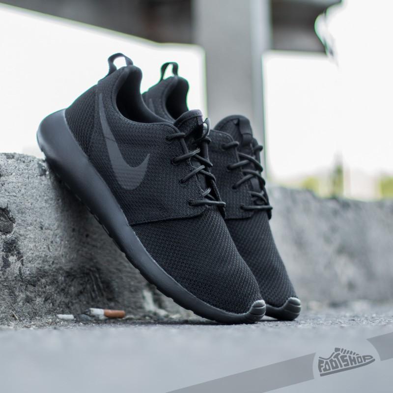 Nike Roshe One BlackBlack   Footshop