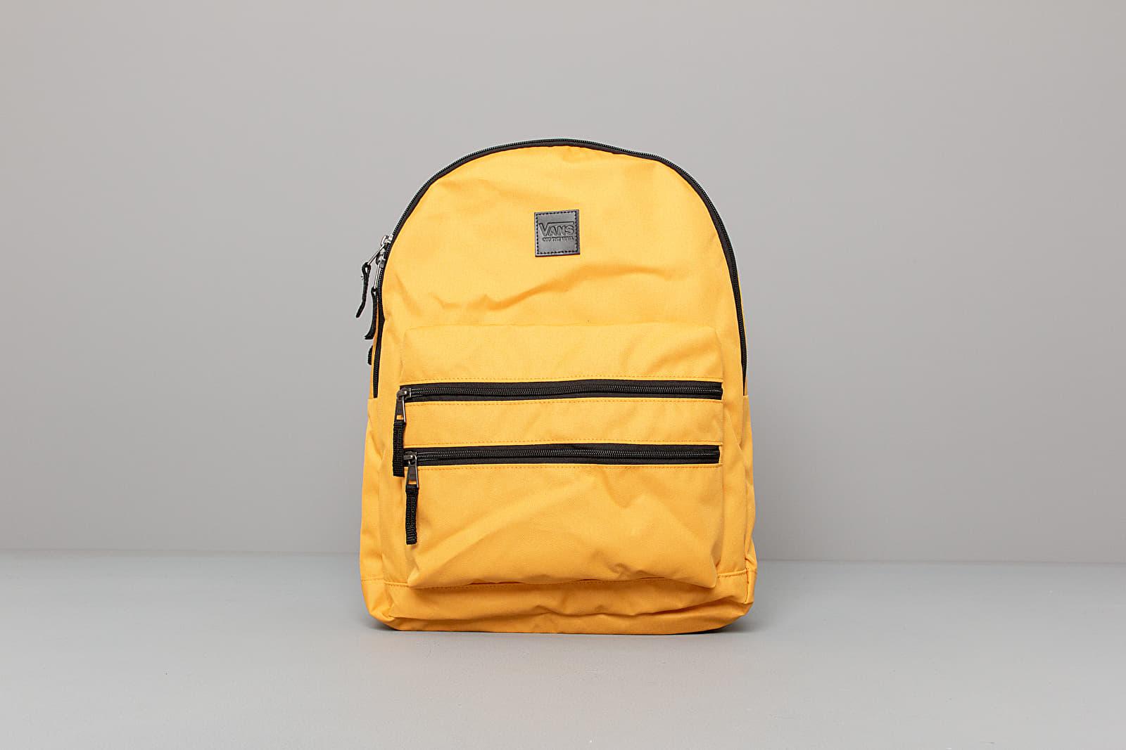 Batohy Vans Schoolin It Backpack Mango Mojito