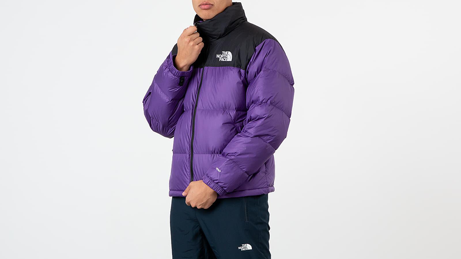The North Face 1996 Retro Nuptse Jacket Hero Purple | Footshop
