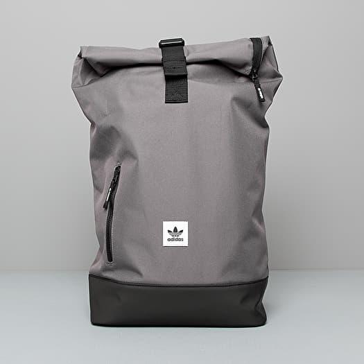 adidas Rolltop Backpack Grey Five | Footshop