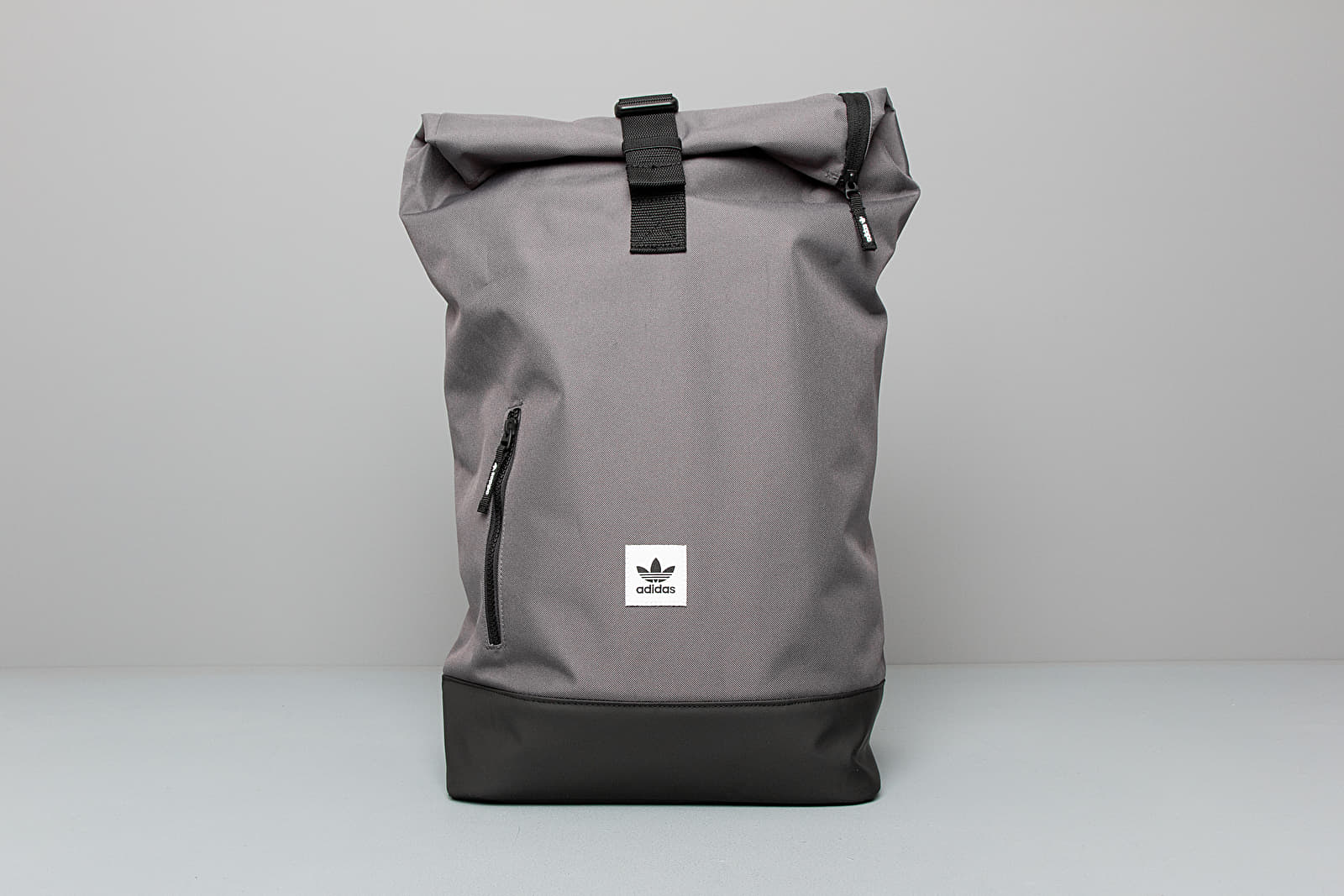 Batohy adidas Rolltop Backpack Grey Five