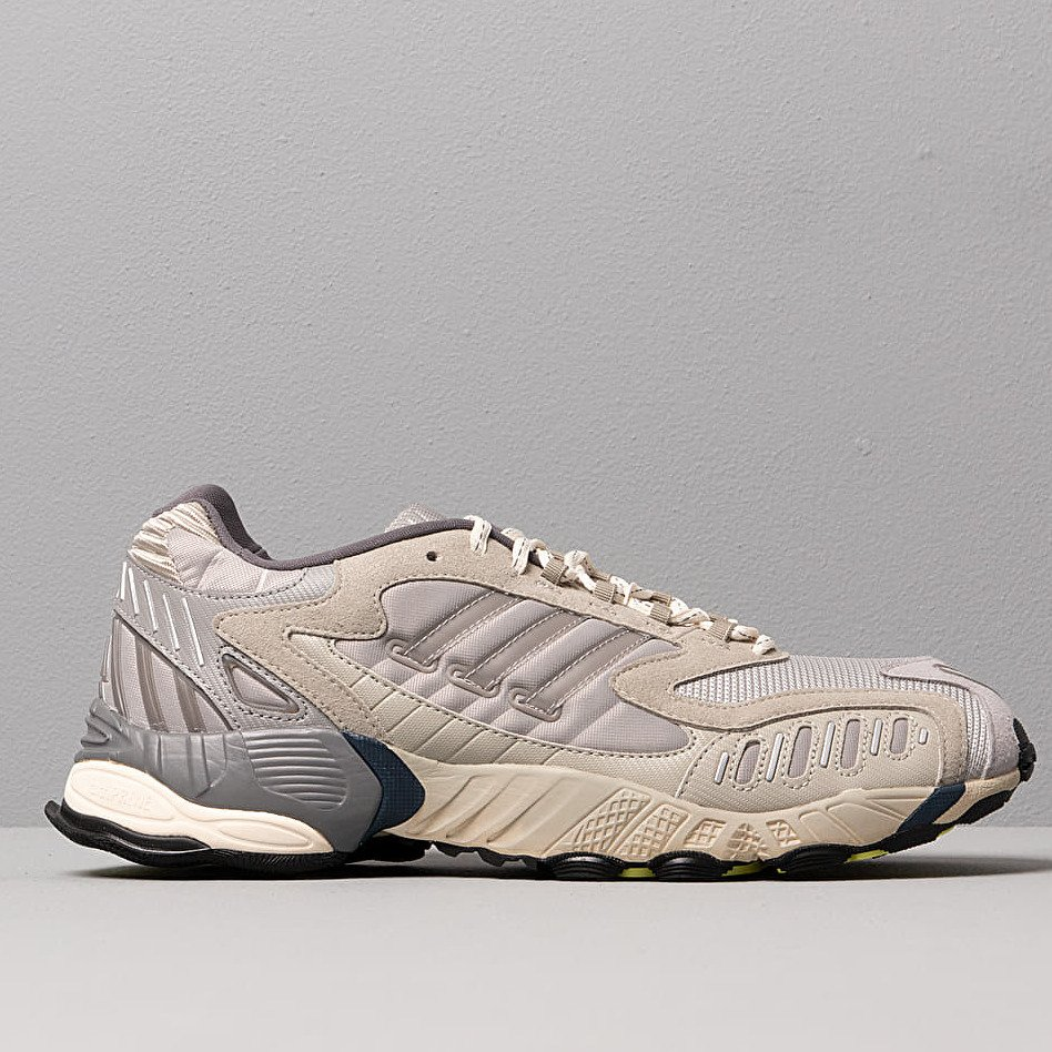 adidas Consortium x Norse Projects Torsion TRDC Clear Brown/ Raw Grey S18/ Frozen Yellow