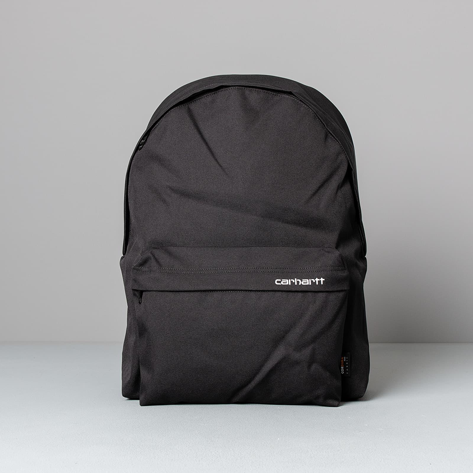 Batohy Carhartt WIP Payton Backpack Black