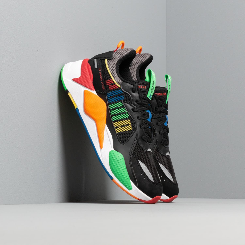 Men's shoes Puma RS-X Bold Black/ Andean Toucan/ Orange Popsicle
