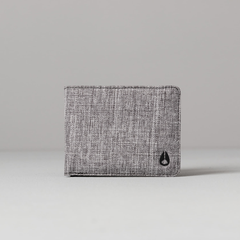 Portofele Nixon Cape Multi Wallet Black Wash