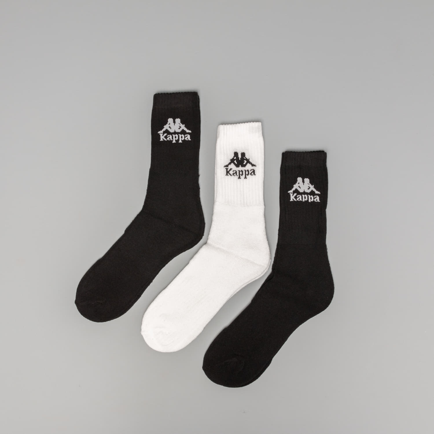 Kappa Authentic Ailel 3Pack Socks