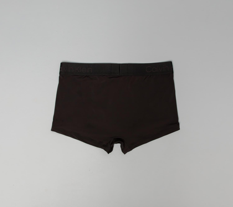 Calvin Klein Low Rise Trunk Black
