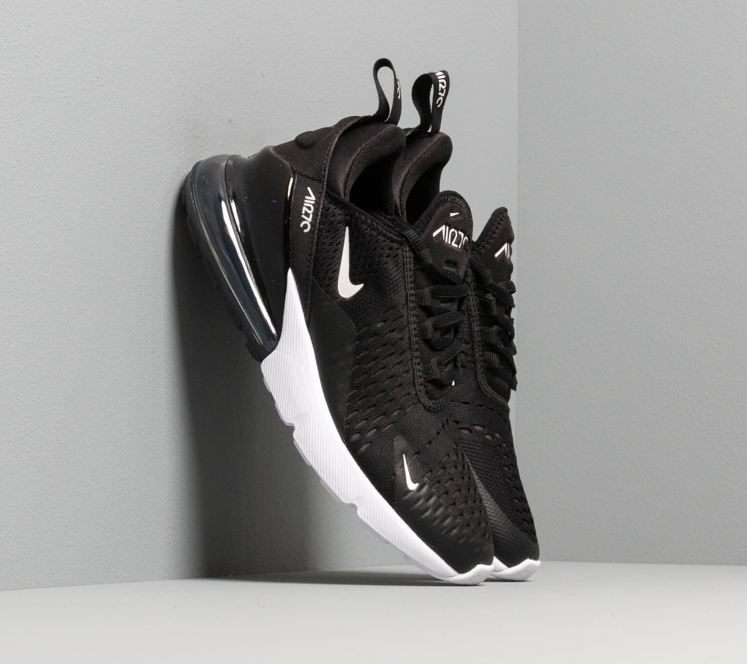 Nike W Air Max 270 Black/ Anthracite-White EUR 39
