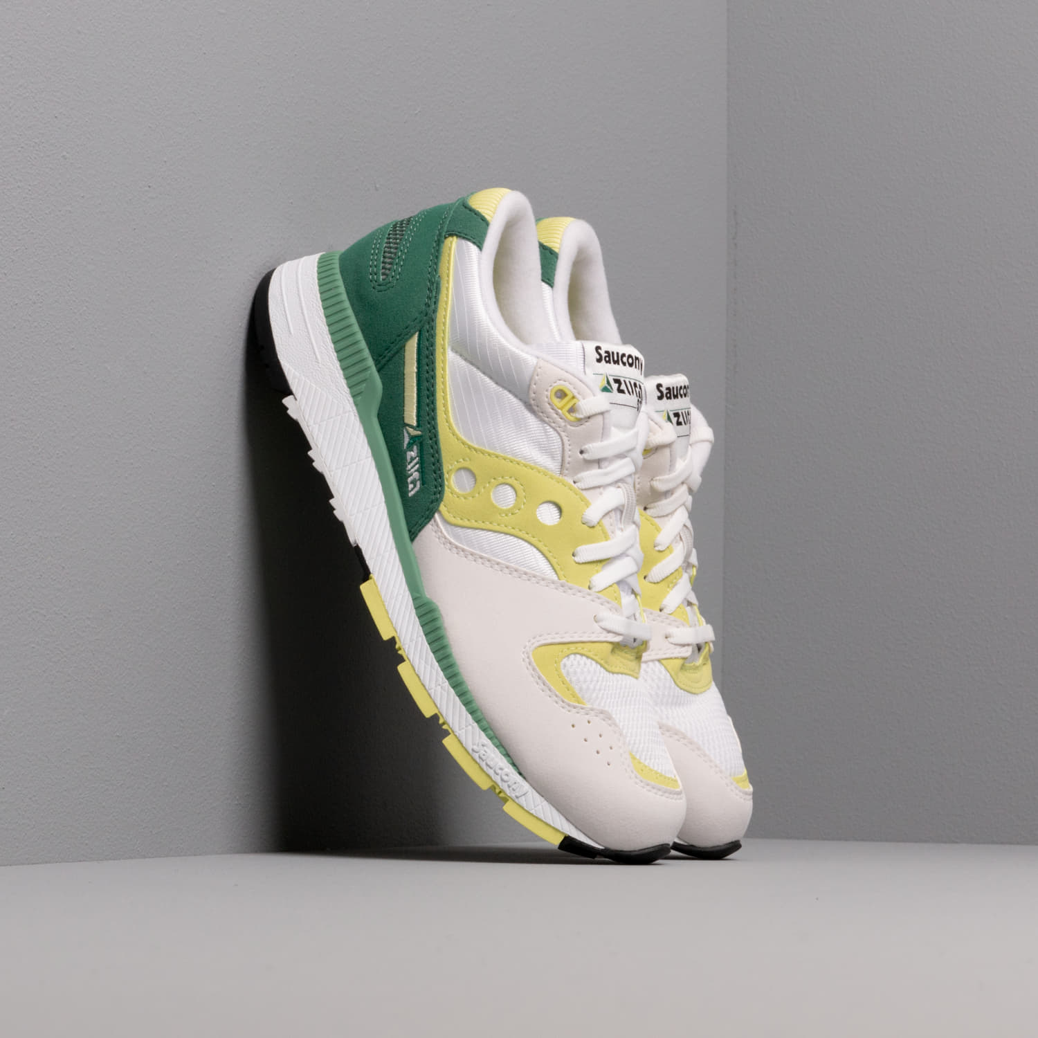 Чоловіче взуття Saucony Azura White/ Green/ Lime