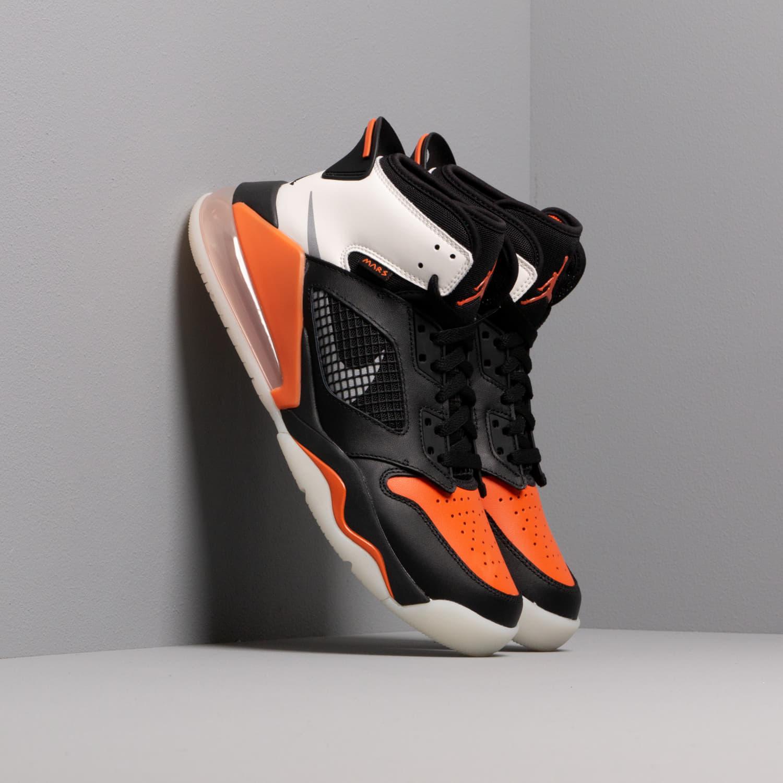 Men's shoes Jordan Mars 270 Black/ Reflect Silver-Starfish-Sail