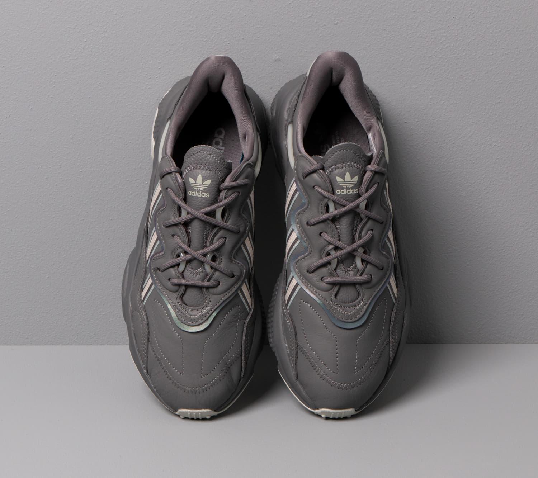 Adidas Ozweego W Grey, Brown & Silver   END.