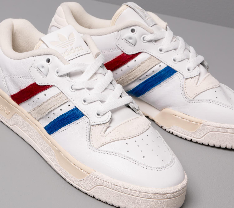 adidas Rivalry Low Ftw White Core White Cloud White