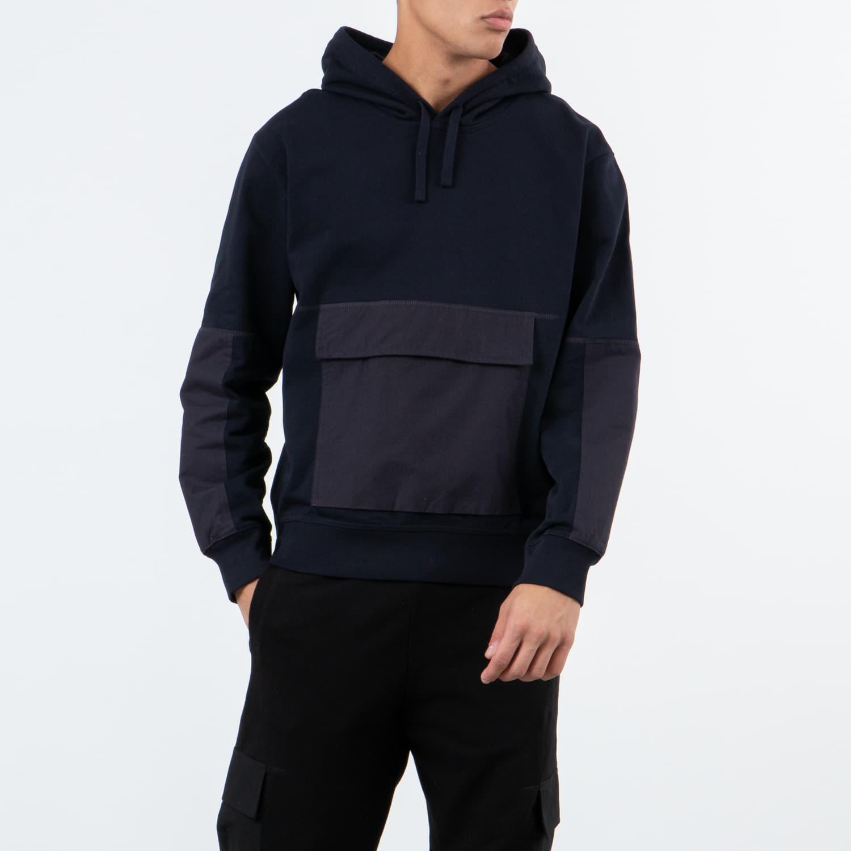 Sudaderas y suéteres Carhartt WIP Hooded Klicks Sweatshirt Dark Navy