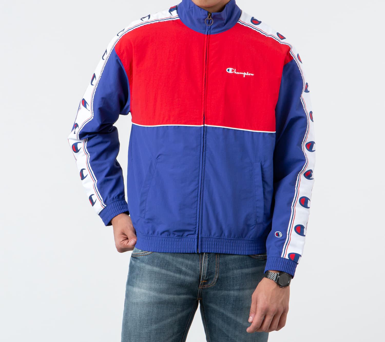 Champion Jacket White, Multicolour