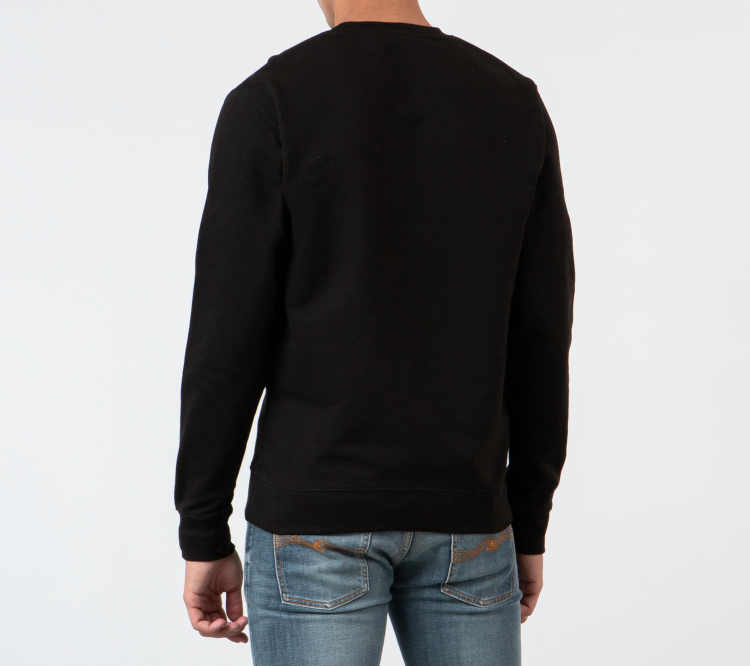 RAP Crewneck Black