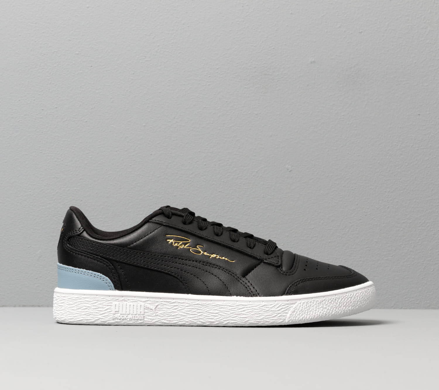 Puma Ralph Sampson LOW Puma Black-Puma Black-Faded Denim