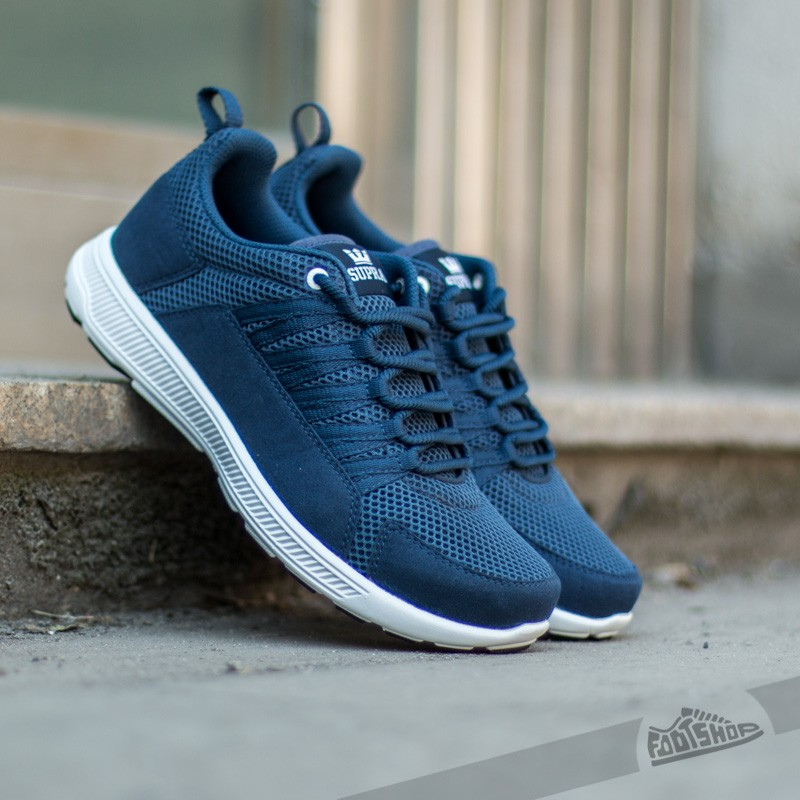 Supra Owen Navy White | Footshop