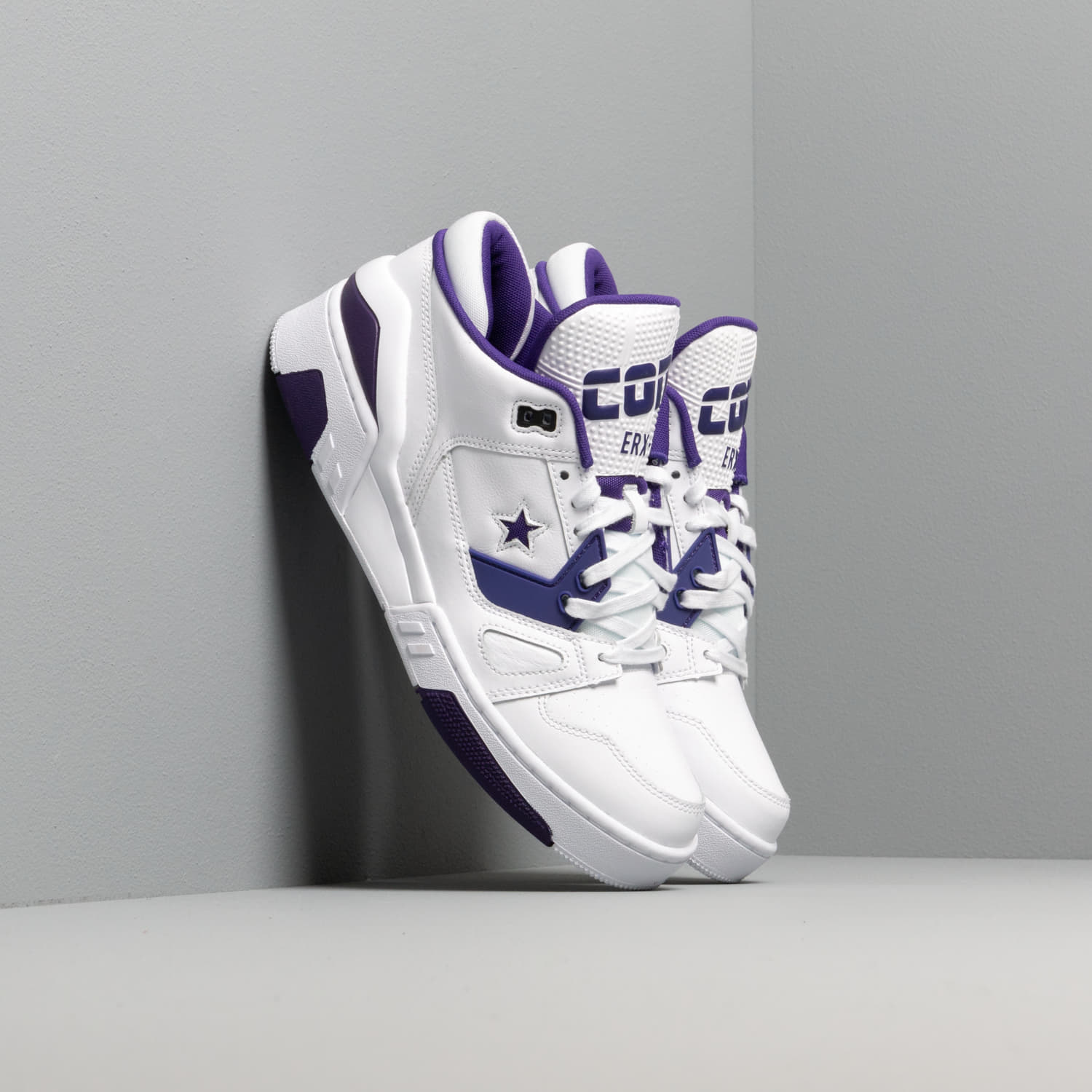 Scarpe e sneaker da uomo Converse Erx 260 Archival Leather White/ Court Purple/ White