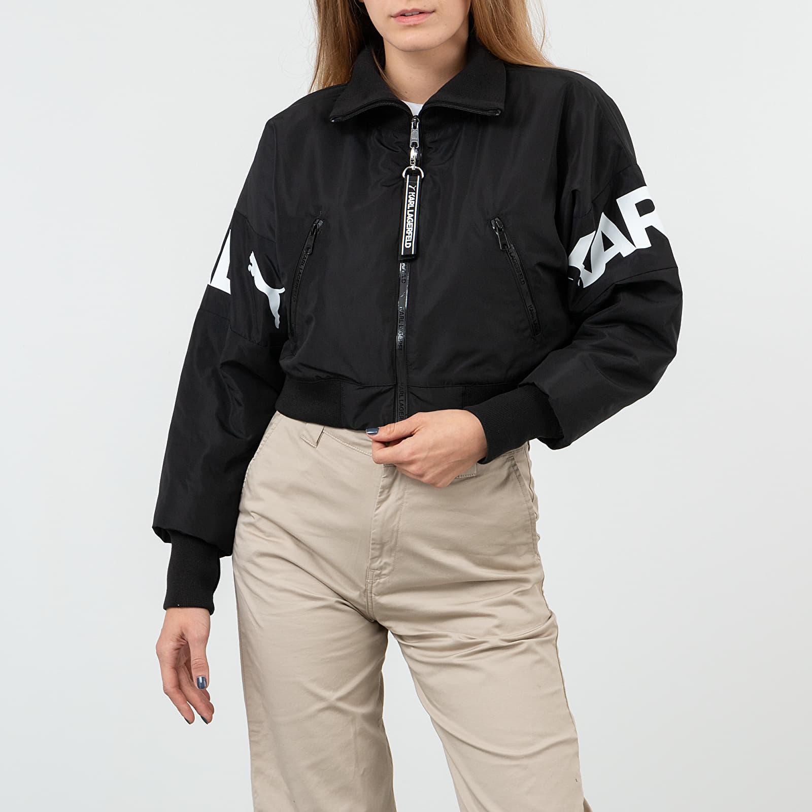 Puma x Karl Lagerfeld Bomber