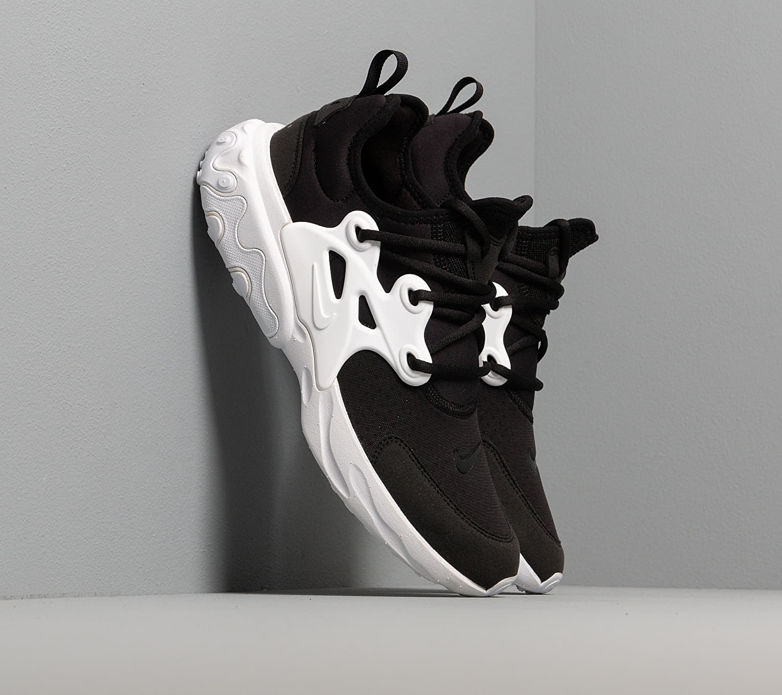 Nike React Presto (GS) Black/ White EUR 36.5