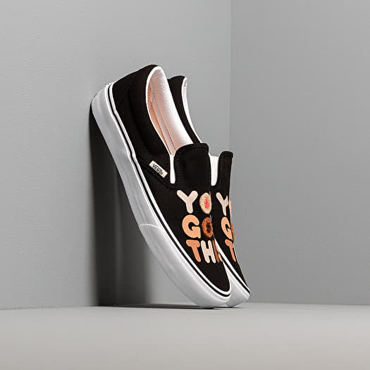 Vans Breast Cancer Awareness Classic Slip On You Got This