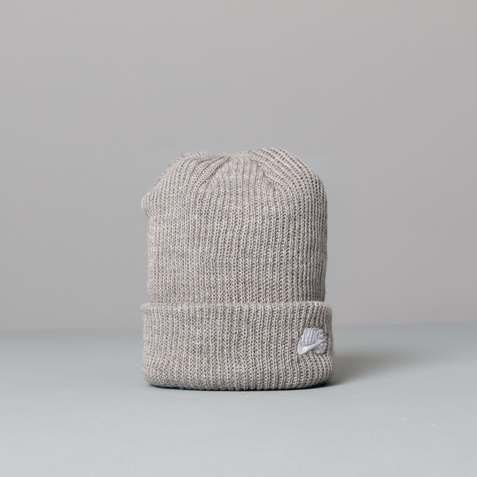 Σκουφιά Nike SB Fisherman Beanie Grey/ White