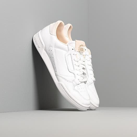 adidas continental mens white