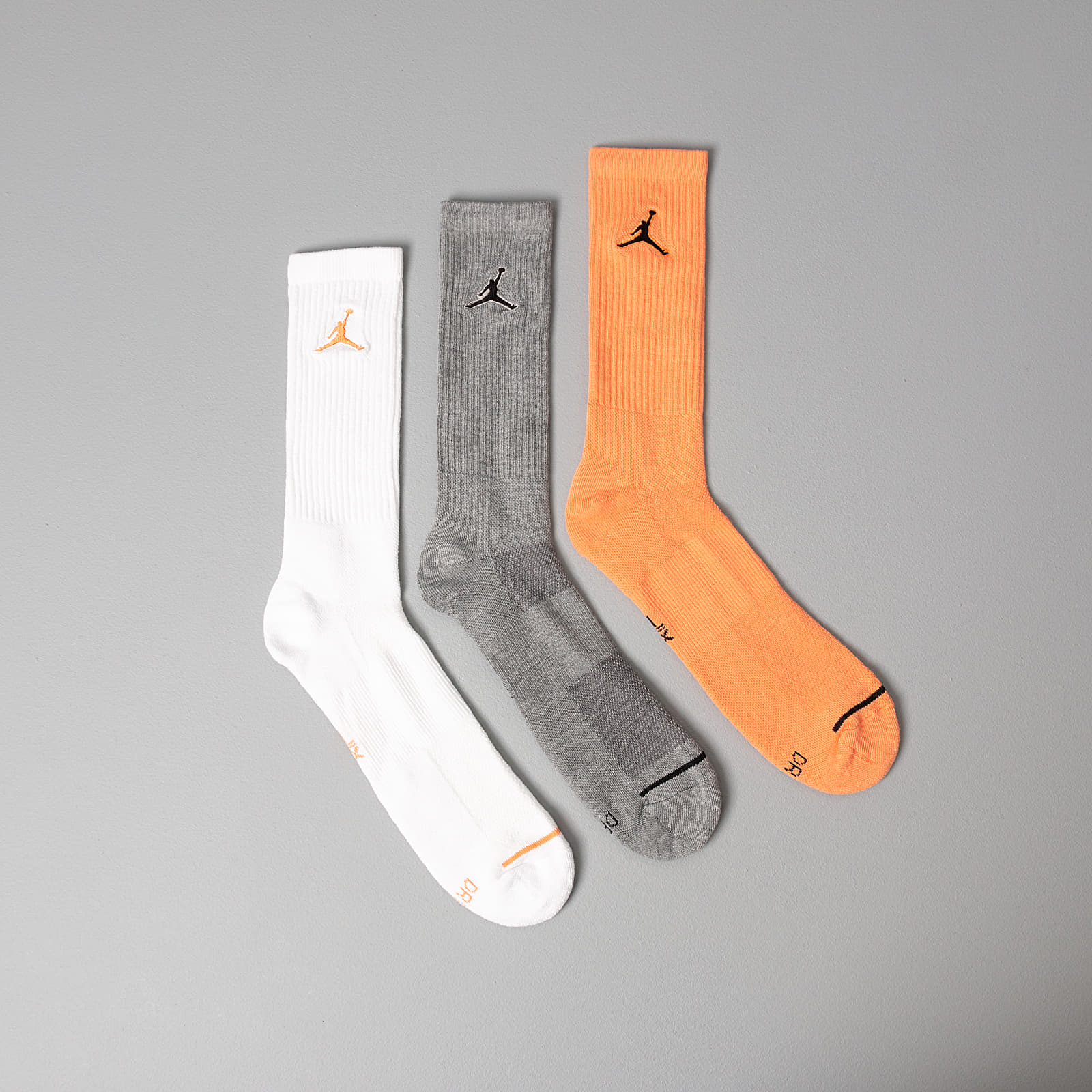 Jordan 3 Pack Everyday Max Crew Socks