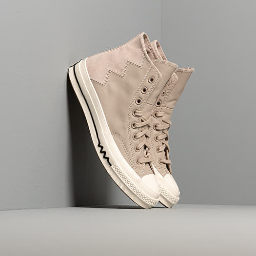 Converse Chuck 70 Vltg Leather And Suede Papyrus Papyrus Egret | Footshop
