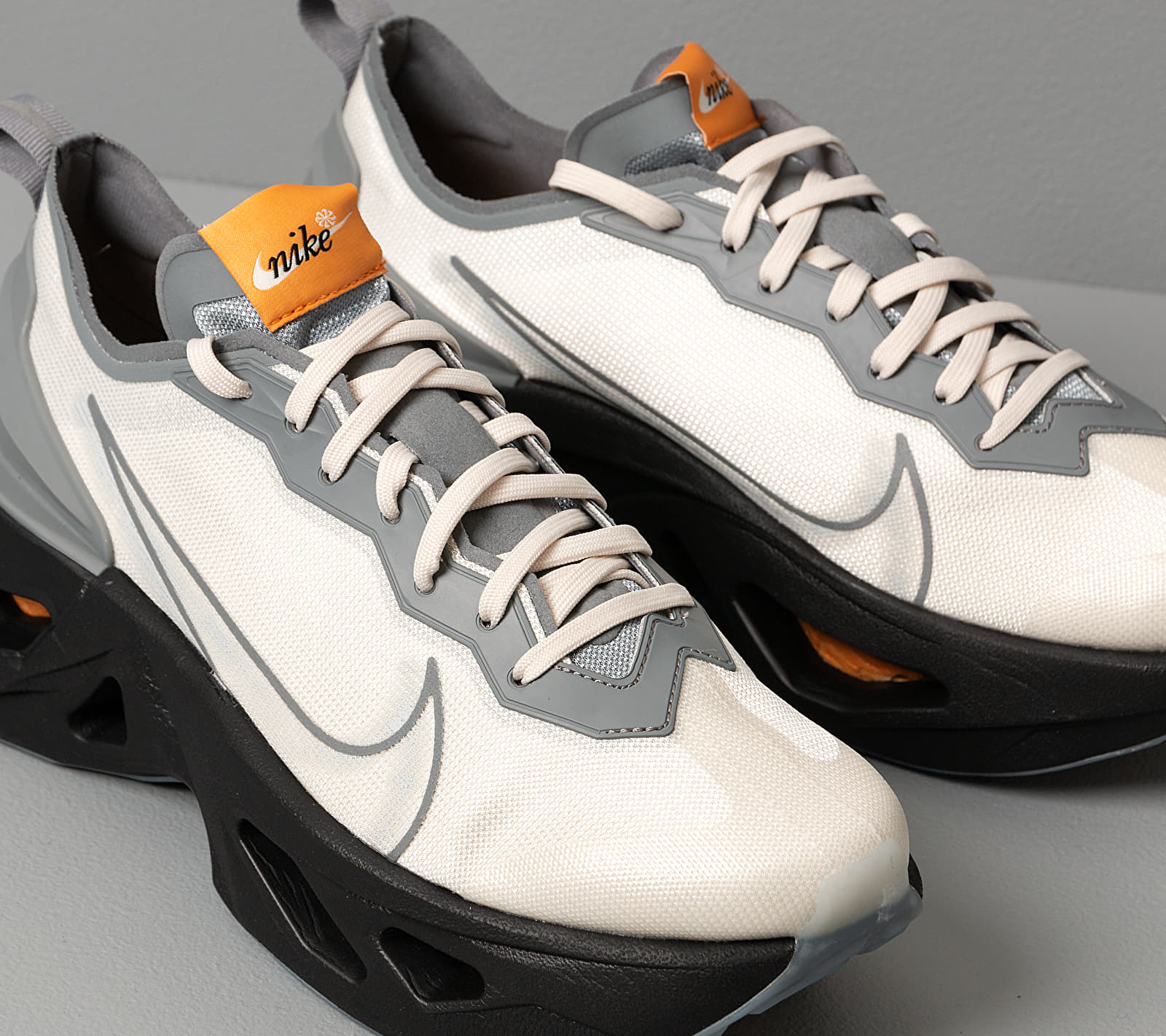 Nike W Zoom X Vista Grind Pale Ivory/ Pale Ivory-Cool Grey-Black, Gray