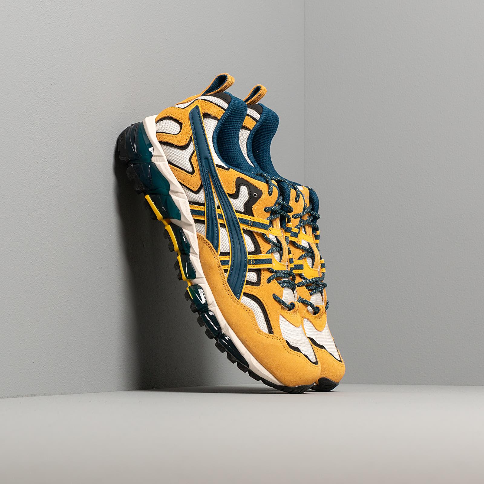 Men's shoes Asics GEL-NANDI 360 Cream/ Mako Blue