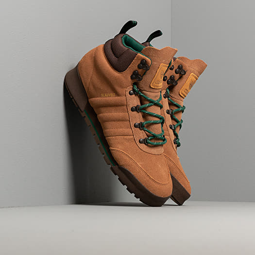 adidas Jake Boot 2.0 Raw Desert Brown Core Green | Footshop
