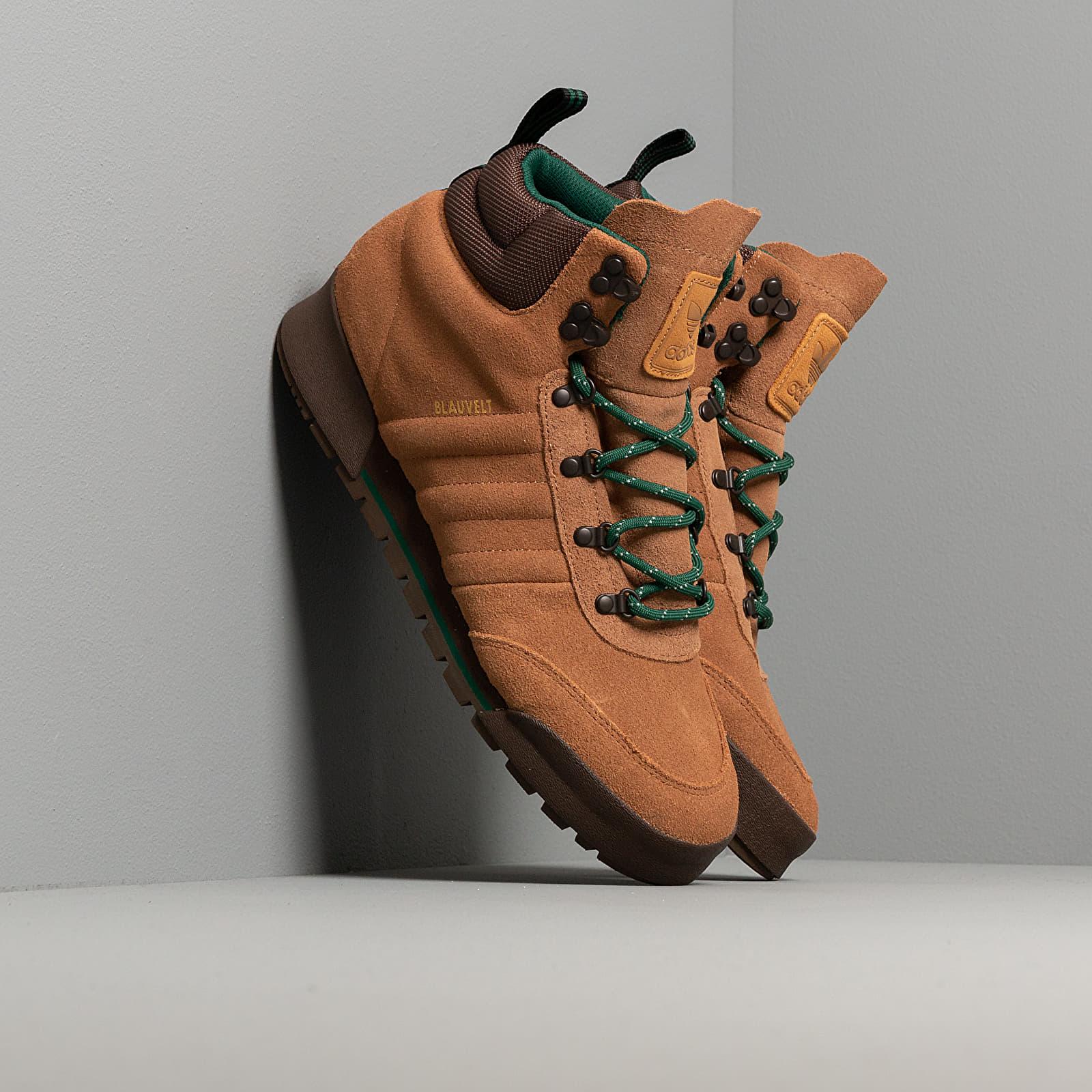 adidas Jake Boot 2.0 Raw Desert Brown Core Green | Footshop