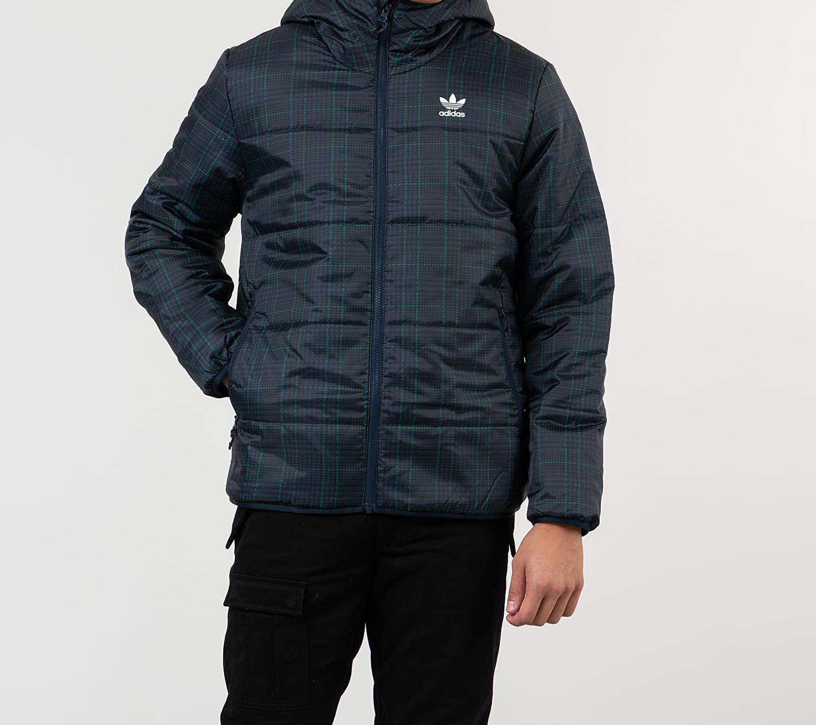 adidas Padded Jacket Collegiate Navy/ MULCHE, Blue