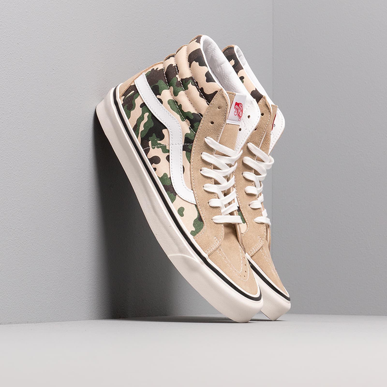 Men's shoes Vans Sk8-Hi 38 Dx Og Khaki/ Og Camo