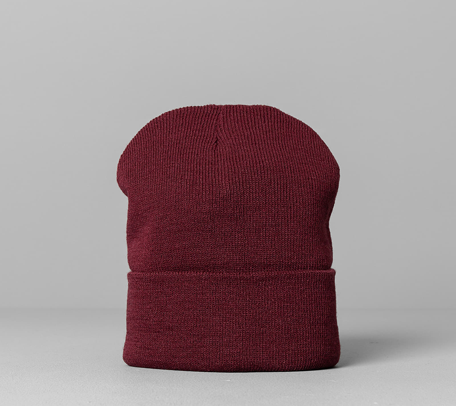 adidas Cuff Knit Maroon, Red
