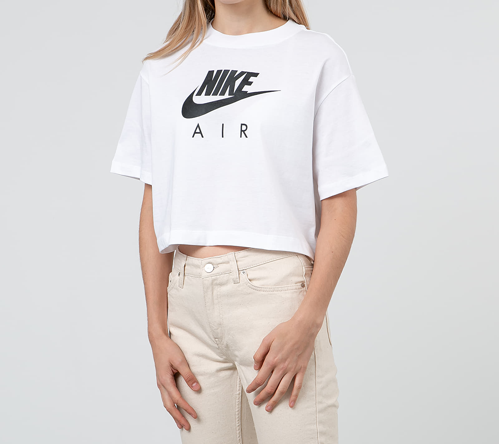 Nike Sportswear Air Top White M