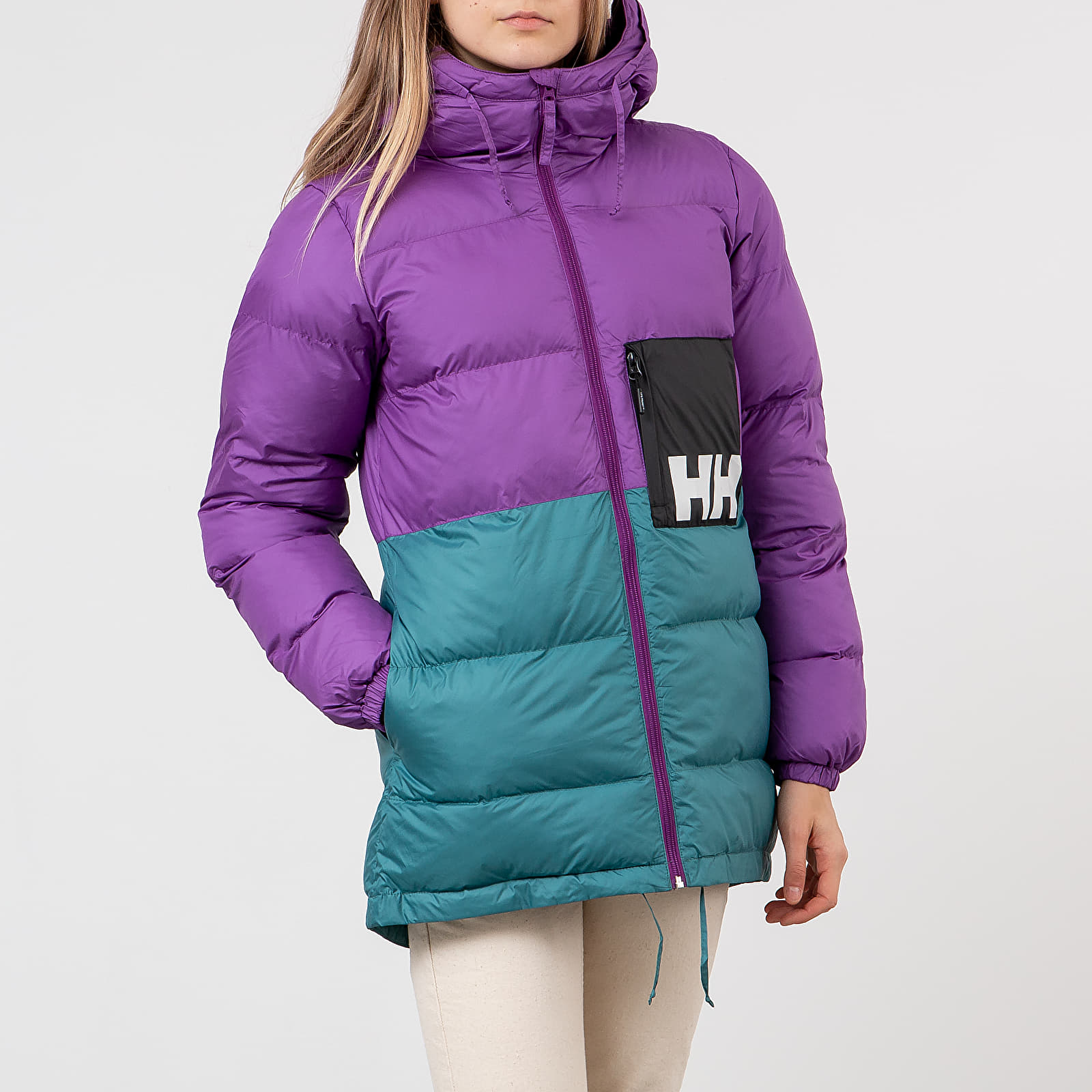 Helly Hansen W P&C Puffer Parka