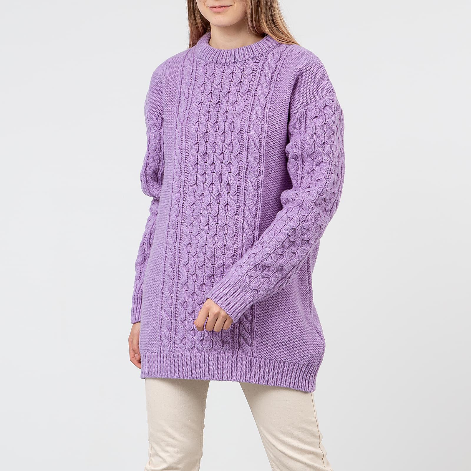Han Kjøbenhavn Boyfriend Knit Sweatshirt